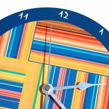 Colourfull Wall Clocks