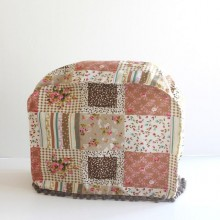 Mixer Cover-patchwork style